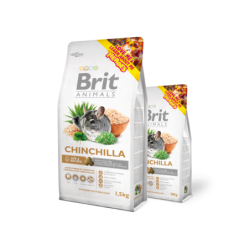BRIT ANIMALS CHINCHILA...