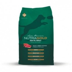 NUTRA GOLD GF DUCK & SWEET...