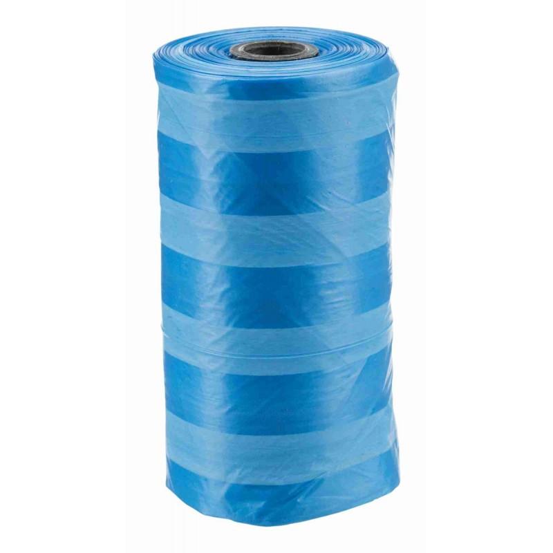 Pozostałe akcesoria dla psa trixie 4 rolki foliowych torebek-20 szt każda do tx-22841 [tx-22840]