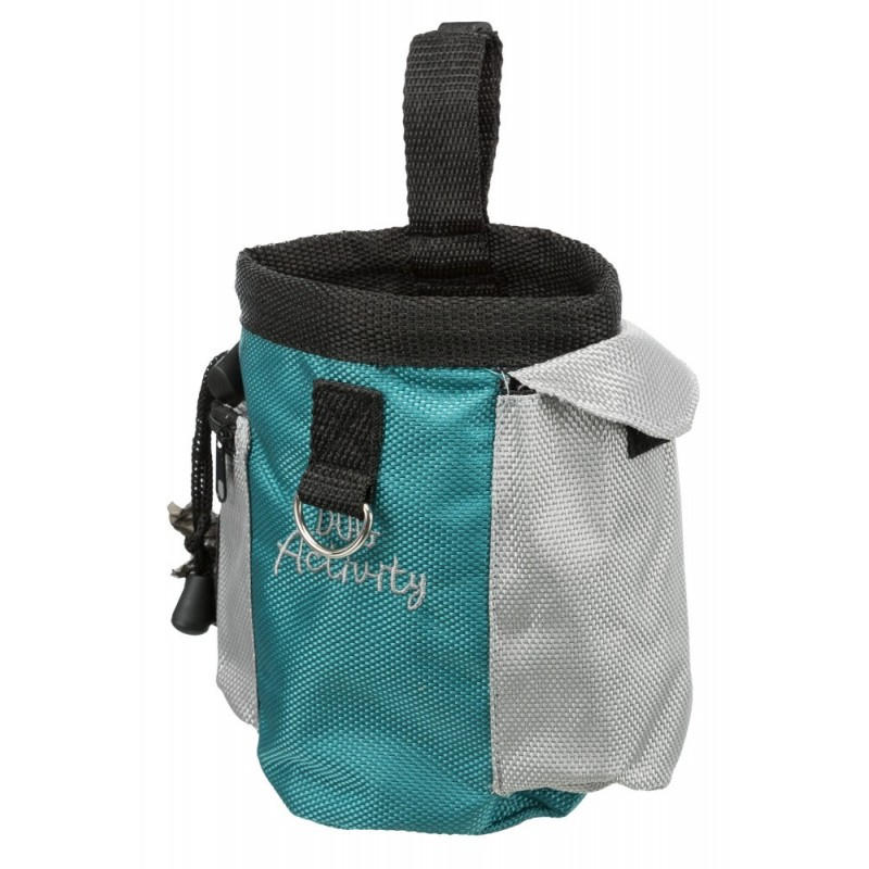 Pozostałe akcesoria dla psa trixie torebka na przysmaki dog activity 2w1, 10 × 13 cm [tx-32283]