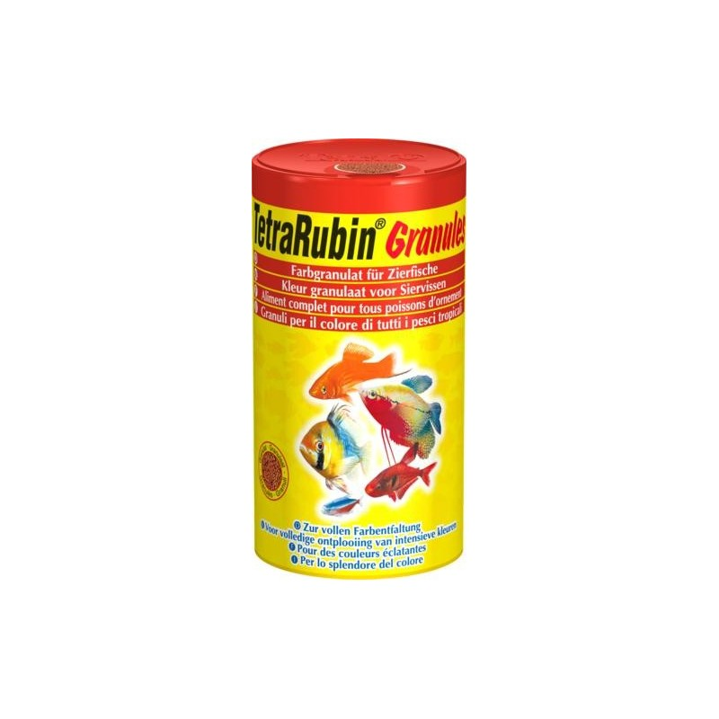 Karma dla rybek tetra tetrarubin granules 250 ml [t139800]