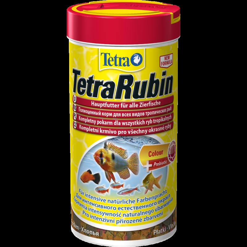 Karma dla rybek tetra tetrarubin 100 ml [t139831]
