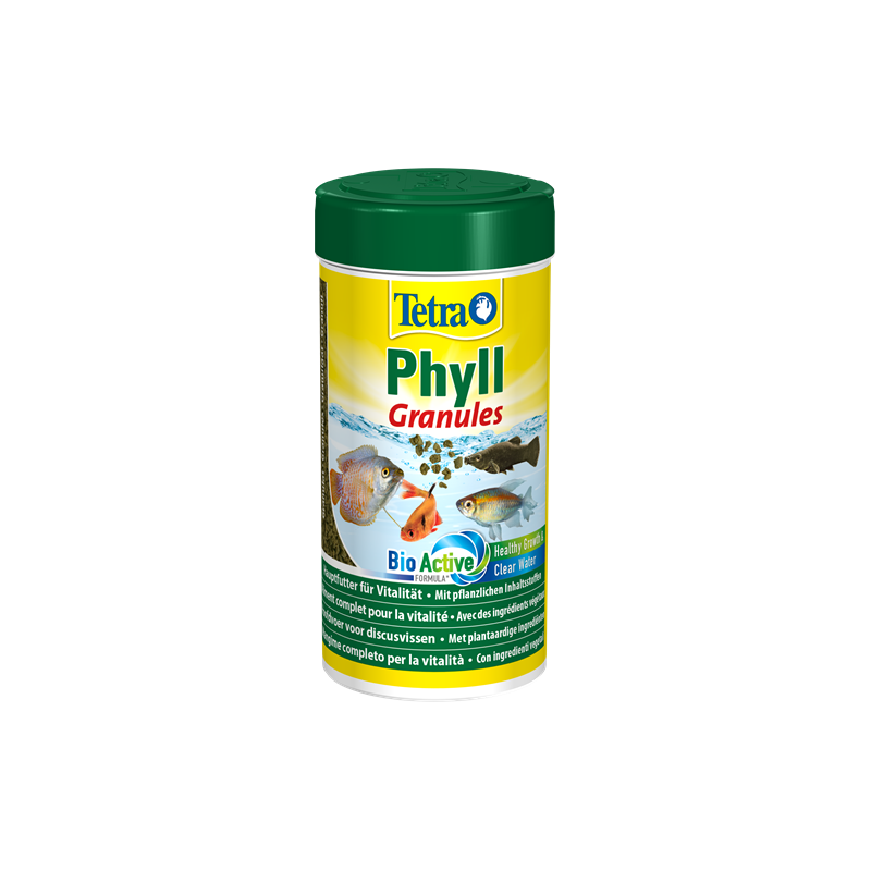 Karma dla rybek tetra tetraphyll granules 250 ml [t139893]