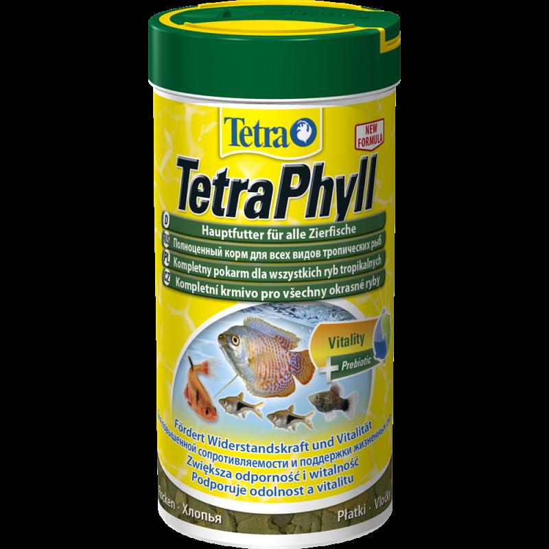 Karma dla rybek tetra tetraphyll 250 ml [t139923]