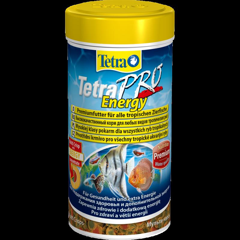 Karma dla rybek tetra tetrapro energy 250 ml [t141742]