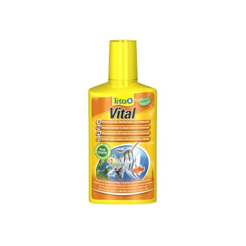 Karma dla rybek tetra tetravital 500 ml - śr. witaminowy dla ryb i roślin w płynie [t736337]