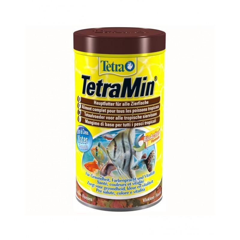 Karma dla rybek tetra tetramin 1 l [t762725]