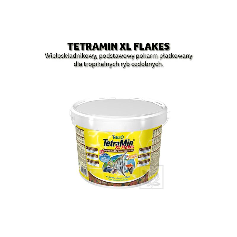 Karma dla rybek tetra tetramin xl flakes 1 l [t204393]