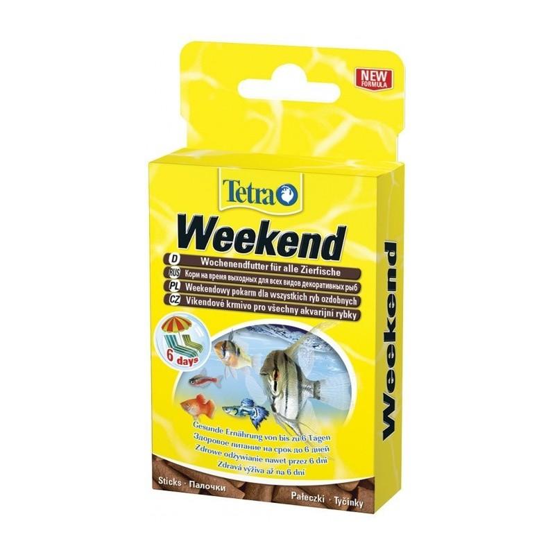 Karma dla rybek tetra tetramin weekend 20 szt. [t767423]
