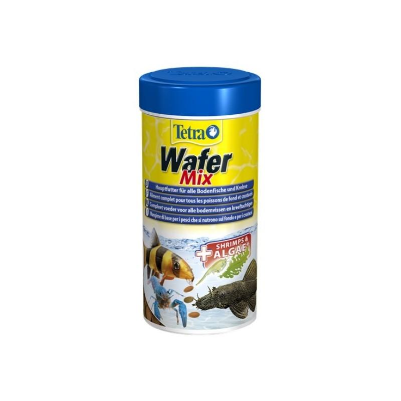 Karma dla rybek tetra tetrawafer mix 250 ml [t198890]