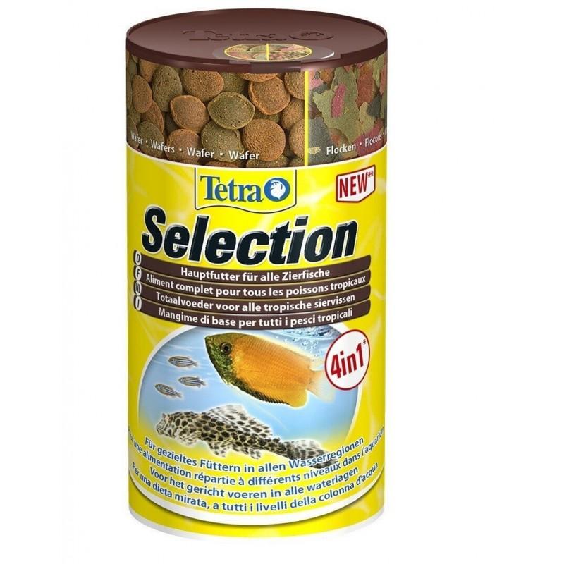Karma dla rybek tetra selection 100 ml [t247550]