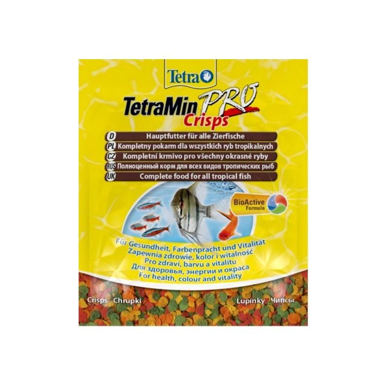 Karma dla rybek tetra tetramin pro crisps 12 g saszetka [t149304]