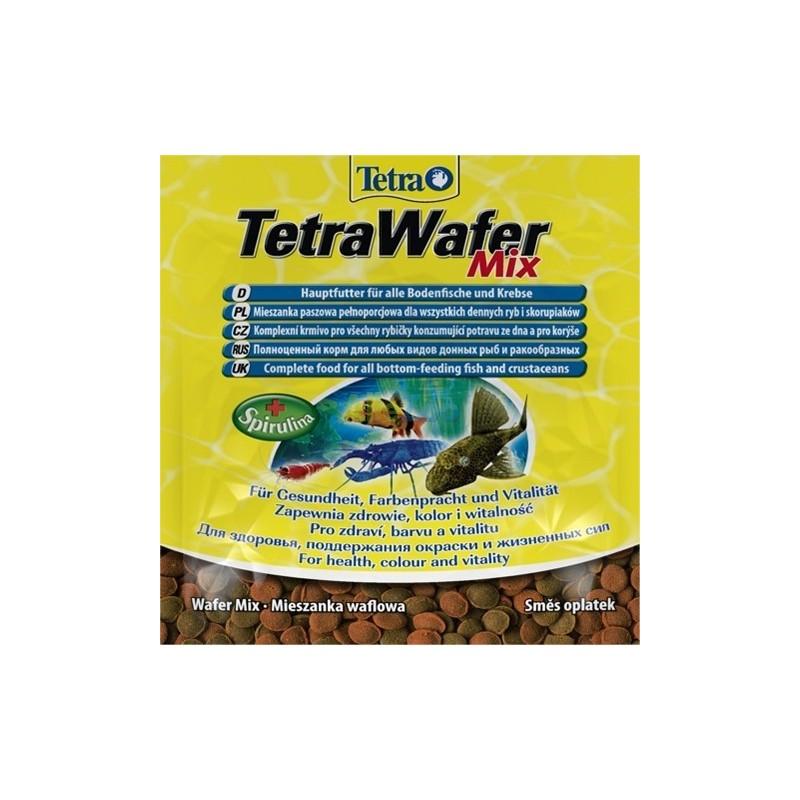 Karma dla rybek tetra tetrawafer mix 15 g saszetka [t134461]