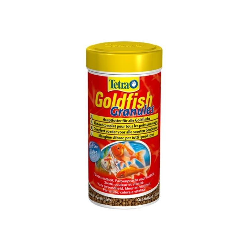 Karma dla rybek tetra goldfish granules 250 ml [t739901] +20% gratis