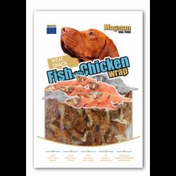 MAGNUM Fish With Chicken...