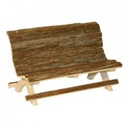 KERBL Ławka drewniana, 30 x...